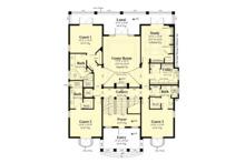 European Floor Plan - Main Floor Plan Plan #930-505