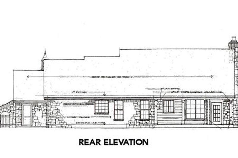 Elevation Plan Ne Demek : European style house plan beds baths sq ft