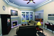 Home Plan Design - Southern Photo Plan #21-102