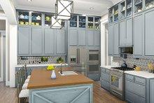 House Plan Design - Ranch Interior - Kitchen Plan #406-9655