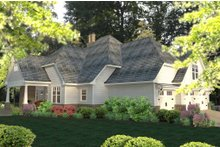 Home Plan Design - Craftsman Exterior - Other Elevation Plan #120-183