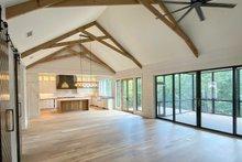 Home Plan - Modern Interior - Family Room Plan #437-108
