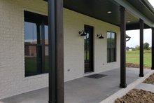 Home Plan - Farmhouse Exterior - Front Elevation Plan #430-165