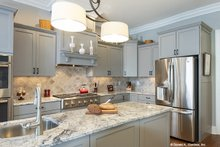 Traditional Interior - Kitchen Plan #929-811