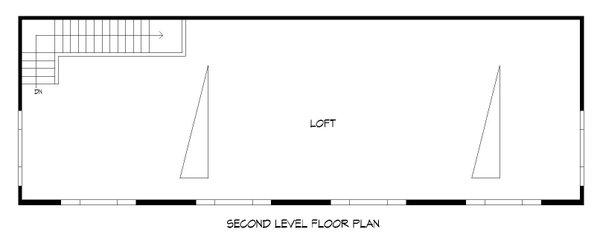 Dream House Plan - Colonial Floor Plan - Upper Floor Plan #932-279