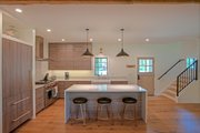 Craftsman Style House Plan - 4 Beds 2.5 Baths 2360 Sq/Ft Plan #901-138 Interior - Kitchen
