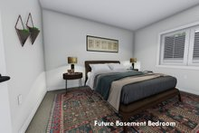 Home Plan - Future Finished Basement Bedroom