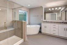 Architectural House Design - Colonial Interior - Master Bathroom Plan #1066-76