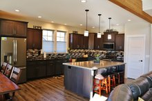 Home Plan - Craftsman Interior - Kitchen Plan #1070-13