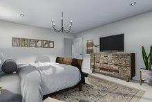 Craftsman Interior - Master Bedroom Plan #1060-65