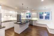 Southern Style House Plan - 3 Beds 2.5 Baths 3079 Sq/Ft Plan #1070-12 Interior - Kitchen