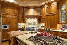 Craftsman Interior - Kitchen Plan #48-233