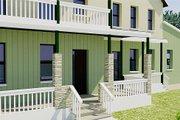 Farmhouse Style House Plan - 5 Beds 6 Baths 4635 Sq/Ft Plan #542-10