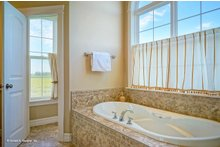 Country Interior - Master Bathroom Plan #929-529