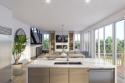 Farmhouse Style House Plan - 3 Beds 2.5 Baths 2113 Sq/Ft Plan #23-2734