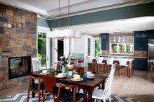 Craftsman Interior - Dining Room Plan #928-317