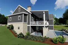 Architectural House Design - Farmhouse Exterior - Other Elevation Plan #1069-17