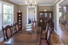 Craftsman Interior - Dining Room Plan #929-833