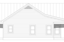 Dream House Plan - Ranch Exterior - Other Elevation Plan #932-395