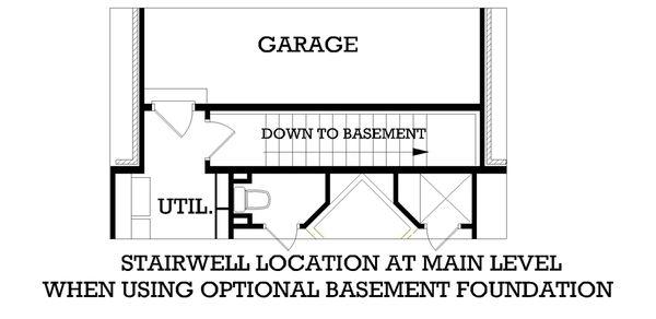 Southern Floor Plan - Other Floor Plan Plan #45-127