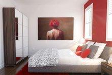 Contemporary Interior - Bedroom Plan #23-2612