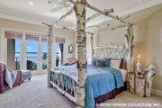 European Style House Plan - 4 Beds 4.5 Baths 5045 Sq/Ft Plan #930-505 Interior - Master Bedroom