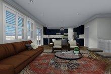 House Plan Design - Traditional Interior - Family Room Plan #1060-67