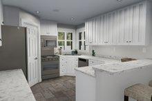 Dream House Plan - Traditional Interior - Kitchen Plan #1060-25