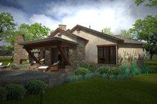 House Design - Ranch Exterior - Front Elevation Plan #120-194
