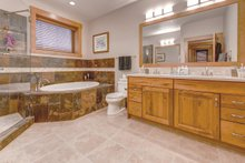 Architectural House Design - Modern Interior - Master Bathroom Plan #1042-20