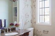 European Style House Plan - 4 Beds 4.5 Baths 4455 Sq/Ft Plan #48-650 Interior - Bathroom