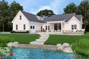 Farmhouse Style House Plan - 3 Beds 3.5 Baths 2484 Sq/Ft Plan #119-434