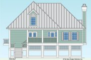 Country Style House Plan - 3 Beds 2.5 Baths 1904 Sq/Ft Plan #930-31 Exterior - Front Elevation
