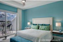 Architectural House Design - Contemporary Interior - Bedroom Plan #930-513