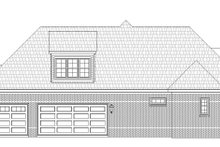 Dream House Plan - Country Exterior - Other Elevation Plan #932-125