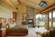Ranch Style House Plan - 5 Beds 5.5 Baths 5884 Sq/Ft Plan #48-433 Interior - Master Bedroom