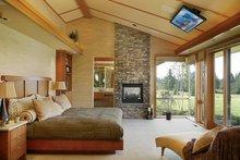 Ranch Interior - Master Bedroom Plan #48-433