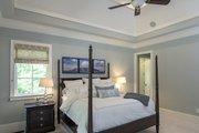 European Style House Plan - 5 Beds 4 Baths 4221 Sq/Ft Plan #929-855 Interior - Master Bedroom