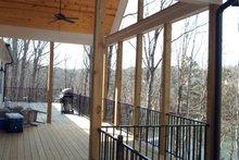 Craftsman Exterior - Outdoor Living Plan #119-367