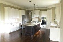 House Plan Design - Craftsman Interior - Kitchen Plan #437-59