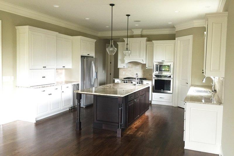 Craftsman Interior - Kitchen Plan #437-59 - Houseplans.com