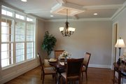 Traditional Style House Plan - 4 Beds 3 Baths 2855 Sq/Ft Plan #927-26 Interior - Dining Room