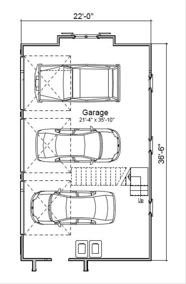 Traditional Floor Plan - Other Floor Plan Plan #451-29