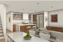 Dream House Plan - Modern Interior - Other Plan #497-36