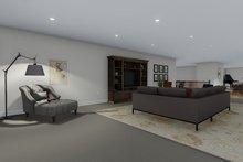 House Plan Design - Farmhouse Interior - Family Room Plan #1060-83