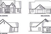 Modern Style House Plan - 3 Beds 3 Baths 2370 Sq/Ft Plan #923-214