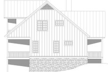 House Plan Design - Country Exterior - Other Elevation Plan #932-351