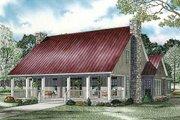 Farmhouse Style House Plan - 3 Beds 2.5 Baths 2607 Sq/Ft Plan #17-2441