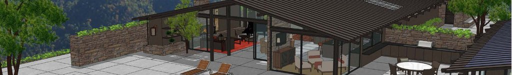 Mid Century Modern House Plans, Floor Plans & Designs