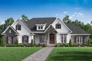 Craftsman Style House Plan - 4 Beds 2.5 Baths 2589 Sq/Ft Plan #430-170